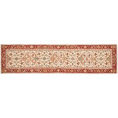 Safavieh Chelsea Bohemia Framed Floral Wool Rug Runner - 2'6'' x 12'