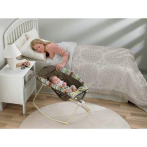 Fisher-Price Striped Floral Newborn Rock 'n Play Sleeper