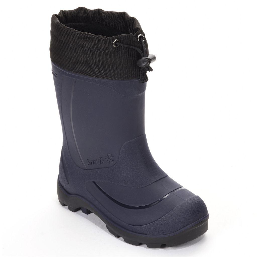 Kamik Snobuster1 Boys' Waterproof Winter Boots
