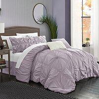 Halpert Floral 10 pc Comforter Set