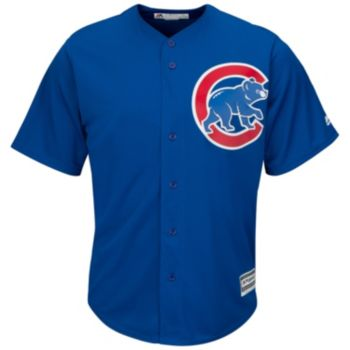Men's Majestic Chicago Cubs Replica MLB Jersey