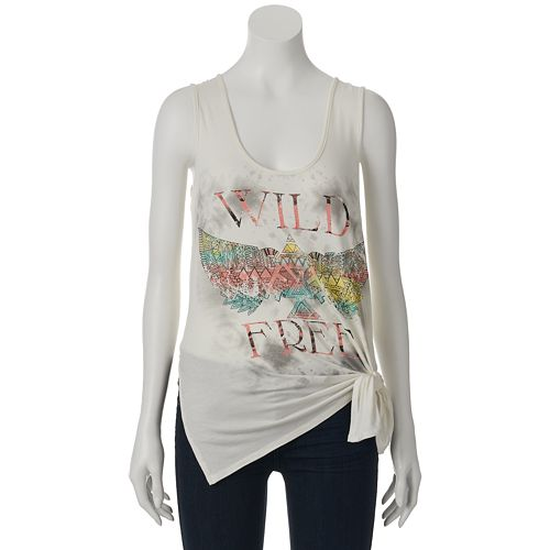 S.o. R.a.d. Collection by Awesomeness TV Knit Screen Tunic Tank