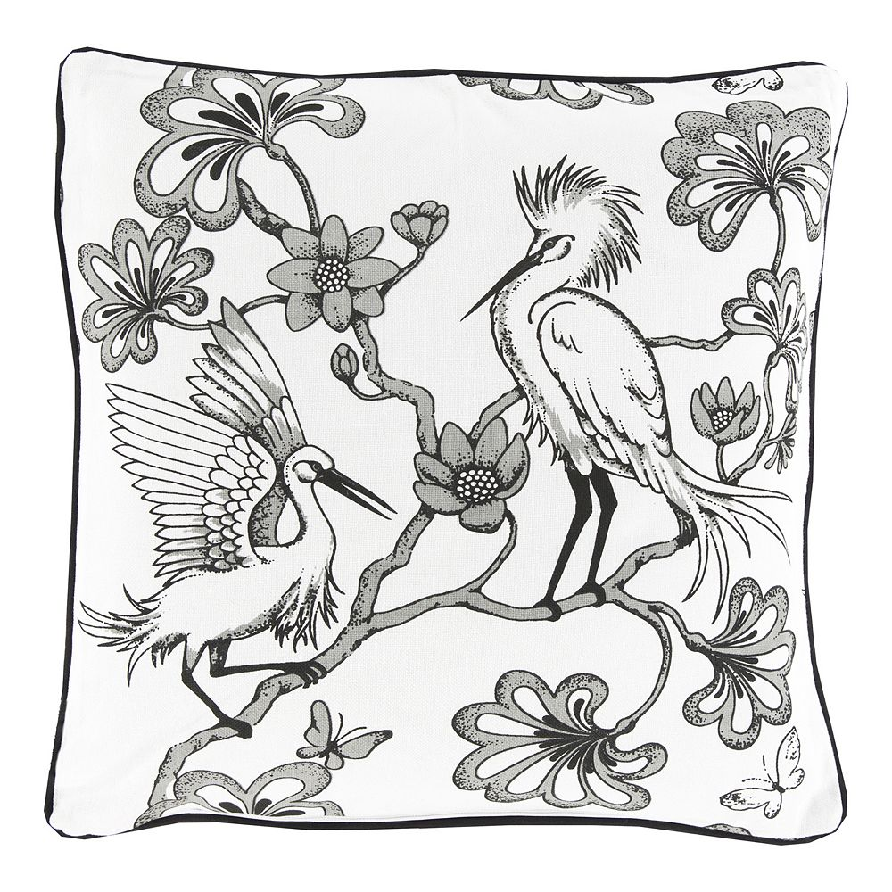 Coloring books for adults kohls - Decor 140 Heron Throw Pillow
