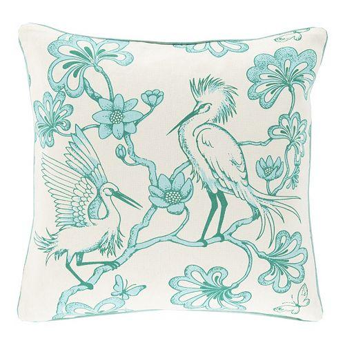 Decor 140 Heron Throw Pillow