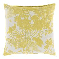 Decor 140 Davallia Throw Pillow