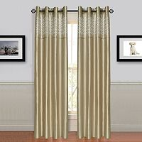 Portsmouth Home Alla 2-pack Window Curtains