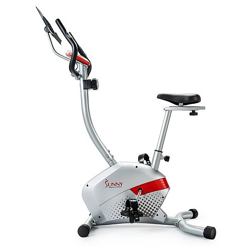 Sunny Health & Fitness Magnetic Upright Bike (SF-B2511H)