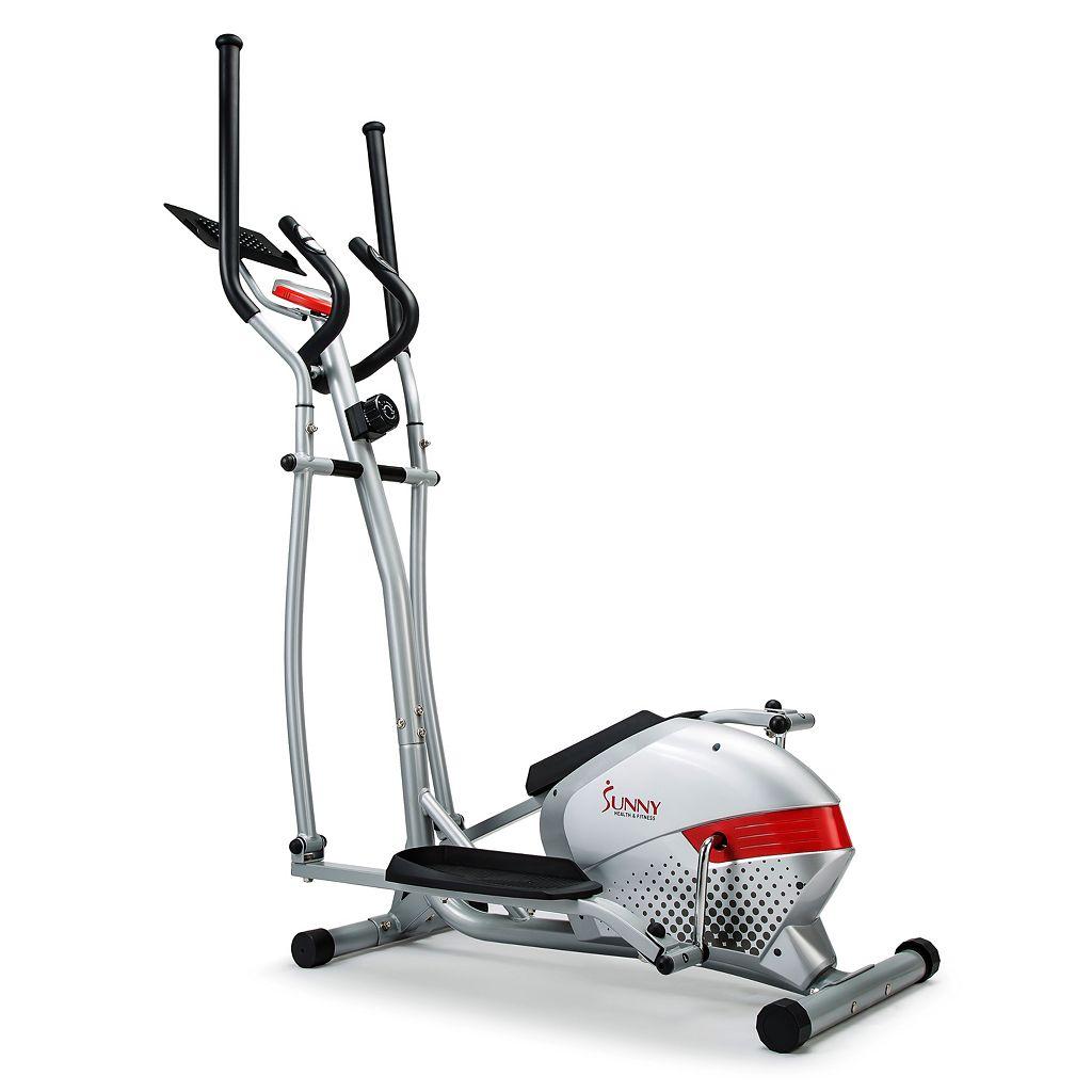 Sunny Health & Fitness Magnetic Elliptical Trainer (SF-E3416H)