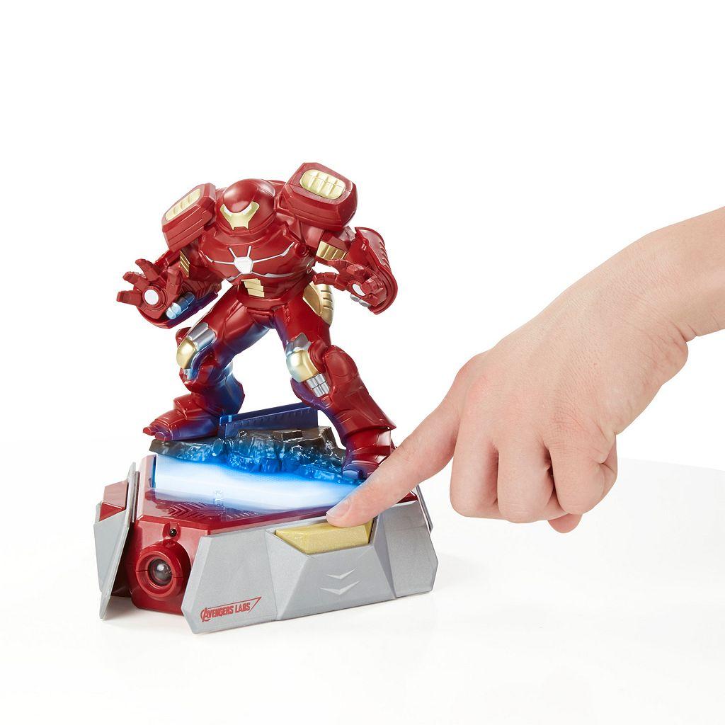 Marvel Avengers Playmation Hulkbuster Hero Smart Figure by Hasbro