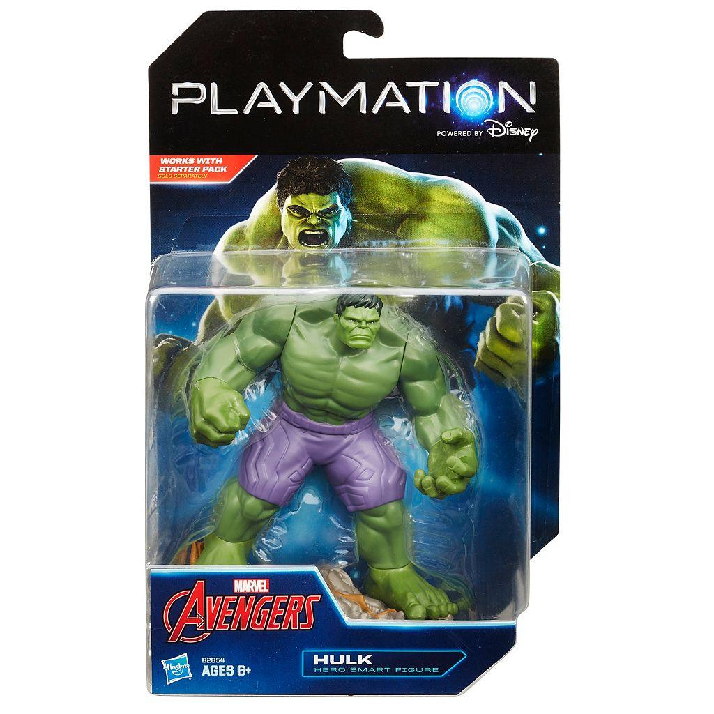 Marvel Avengers Playmation Hulk Hero Smart Figure by Hasbro