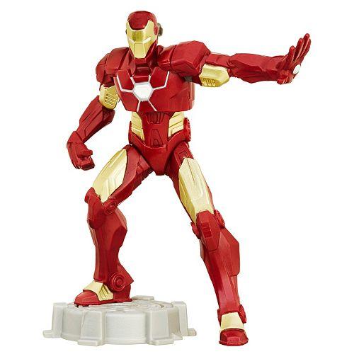 Marvel Avengers Playmation Iron Man Hero Smart Figure by Hasbro