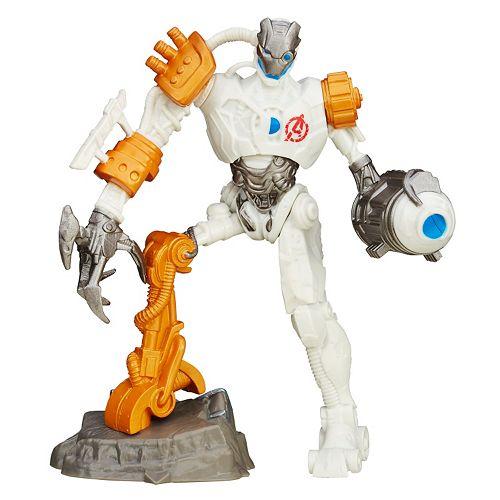 Marvel Avengers Playmation Ultron Bot Villain Smart Figure by Hasbro