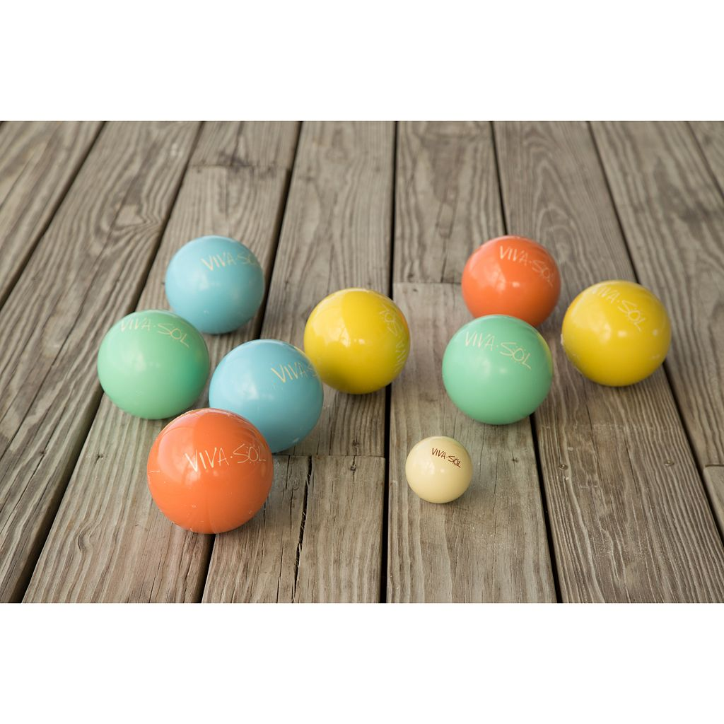Viva Sol Resin Bocce Set