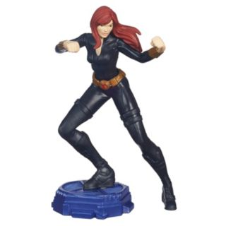 Marvel Avengers Playmation Black Widow Hero Smart Figure by Hasbro