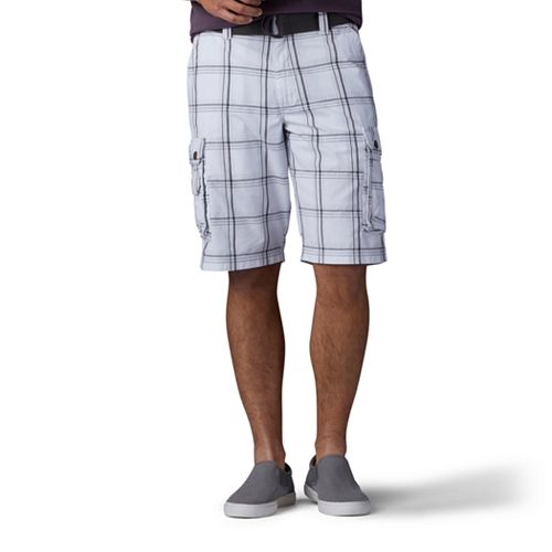 Men's Lee Wyoming Belted Cargo Shorts