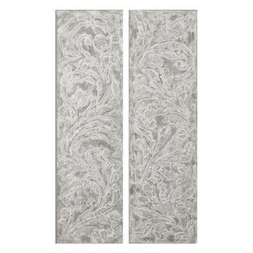 Frost On The Window Wall Art 2-piece Set