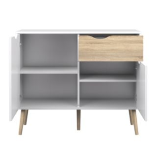 Diana 2-Door Storage Cabinet