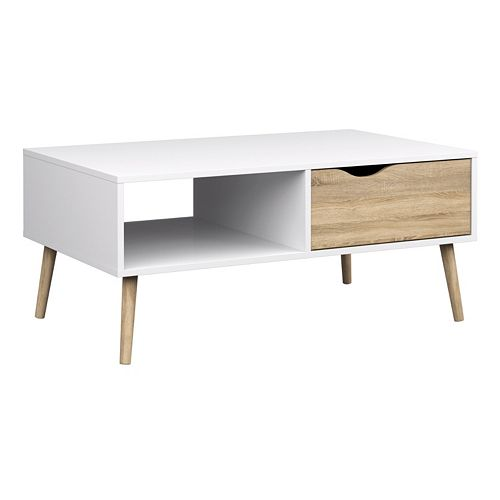 Diana coffee table for Table relevable scandinave