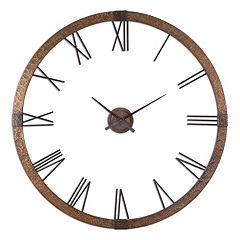 Uttermost Amarion Wall Clock