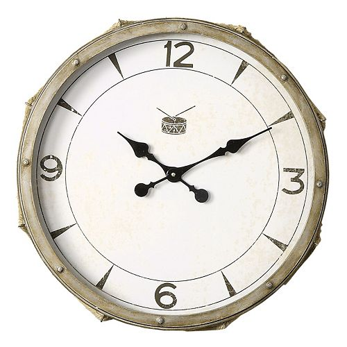 Rope Snare Wall Clock