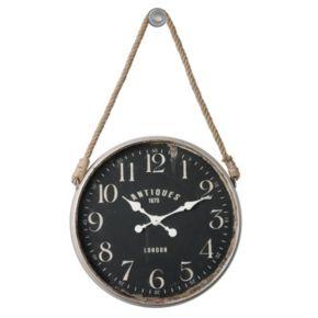 Bartram Rope Wall Clock