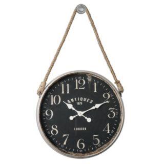 Uttermost Bartram Rope Wall Clock