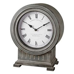 Chateau Mantel Table Clock