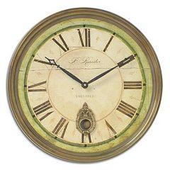 Uttermost Regency B. Rossiter Wall Clock
