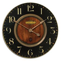 Uttermost Alexandre Martinot Wall Clock