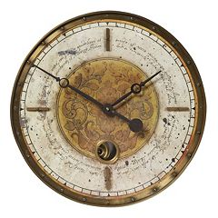 Uttermost Leonardo Wall Clock