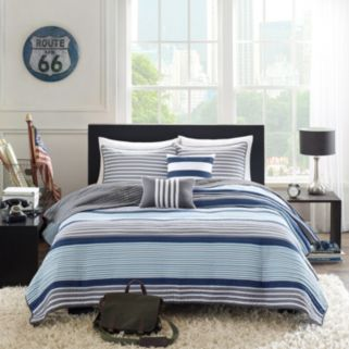 Intelligent Design Matteo Coverlet Set