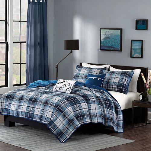 Intelligent Design Dexter Coverlet Set