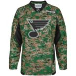 Men's Reebok St. Louis Blues Camo Jersey