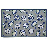 Brumlow Mills All Star Sports Rug