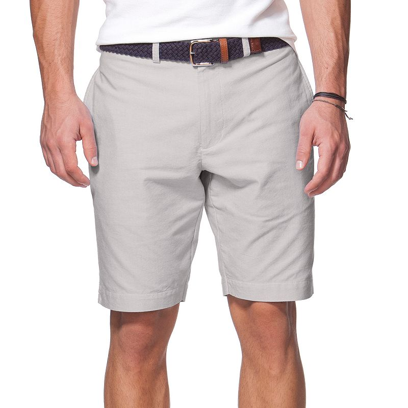 Big & Tall Chaps Classic-Fit Oxford Shorts