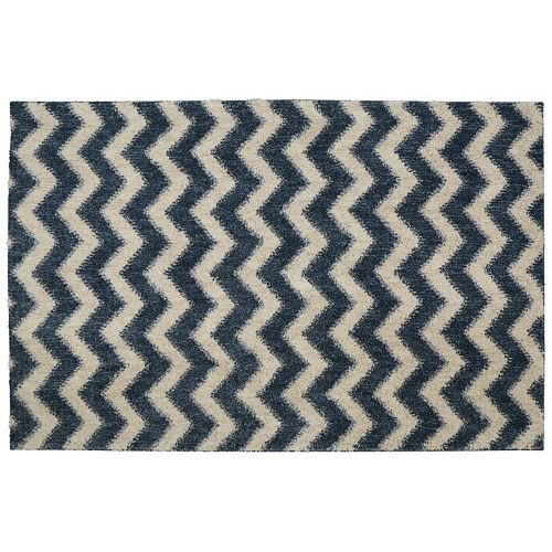 Mohawk® Home EverStrand Stitched Chevron Rug