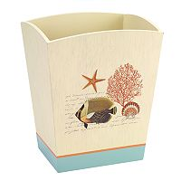 Avanti Seaside Vintage Wastebasket