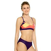Women's Champion Abstract Bikini Top