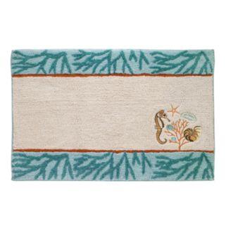 Avanti Seaside Vintage Bath Rug