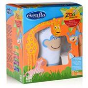 Evenflo Zoo Friends 6 pc Infant Starter Set