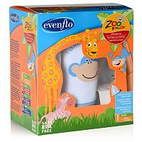 Evenflo Zoo Friends 6 pc Infant Starter Set