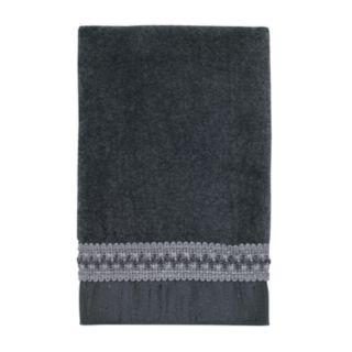 Avanti Braided Medallion Towel