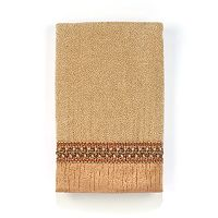 Avanti Braided Medallion Towel