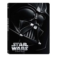Star Wars: Episode IV A New Hope Blu-ray Steelbook