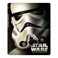 Star Wars: Episode V The Empire Strikes Back Blu-ray Steelbook