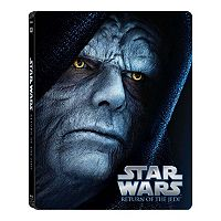 Star Wars: Episode VI Return Of The Jedi Blu-ray Steelbook