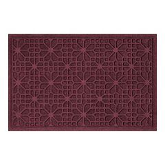 WaterGuard Stained Glass Indoor Outdoor Mat