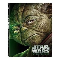 Star Wars: Episode II Attack Of The Clones Blu-ray Steelbook