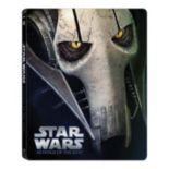 Star Wars: Episode III Revenge Of The Sith Blu-ray Steelbook