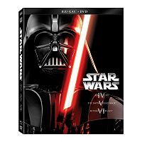 Star Wars: Original Trilogy Episodes IV-VI Blu-ray Steelbook Set